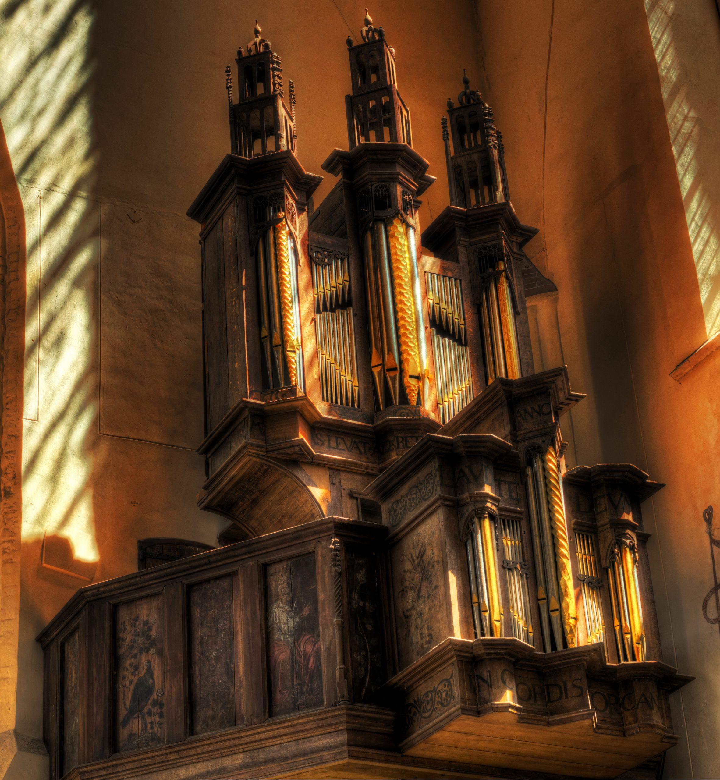 Haulwerkorgel – Perfect voor een groot publiek in de kerk!