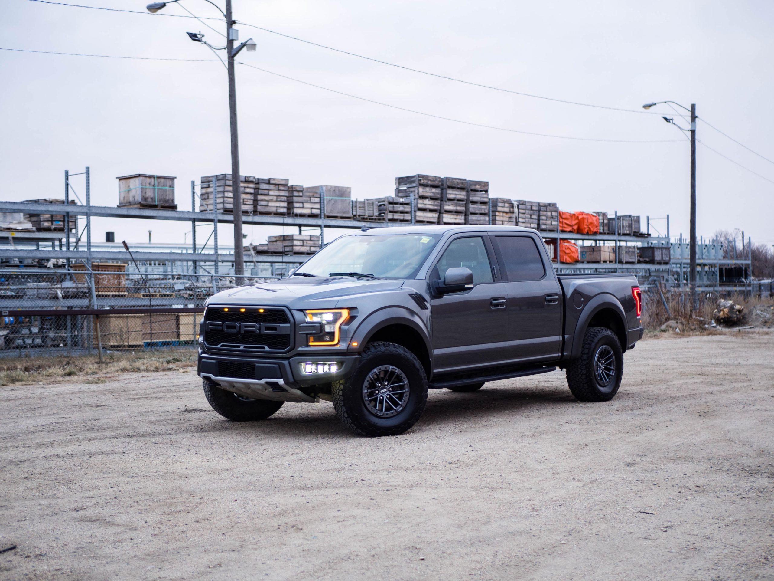 Ford F150 koopt